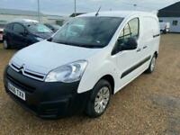 2017 Citroen Berlingo 1.6 625 ENTERPRISE L1 BLUEHDI 74 BHP PANEL VAN Diesel Manu