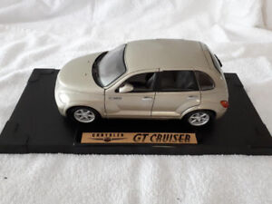 (4) Chrysler GT Cruiser 1/18 Scale...Father's Day Gift Idea!!