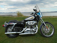 Harley Davidson  XL1200C  Sportster  Very Low Kms.!!!