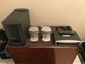 Bose 3-2-1 GSX Home Theatre System