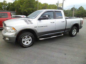 2012 Dodge Ram 1500 Outdoorsman 4x4