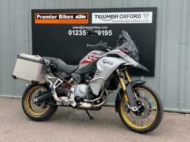 BMW F850 GS ADVENTURE SPORT TOURING COMMUTING MOTORCYCLE