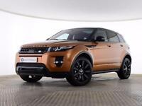 2014 Land Rover Range Rover Evoque 2.0 Si4 Dynamic 4x4 5dr