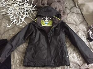 Columbia woman's winter jacket