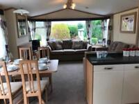 Beautiful Stylish Caravan with Amazing Views at White Acres! Newquay, Cornwall!