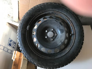 Cooper tires weather master 205/55/R16 on volkswagon rims