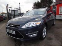 2011 Ford Mondeo 2.0 TDCi 163 Titanium 5dr,FSH,12 months mot,Warranty,Px welc...