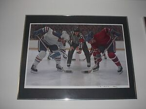 Face Off by Ken Danby - signed Sarnia Sarnia Area image 3