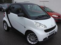 2009 SMART FORTWO COUPE PURE MHD SEMI - AUTOMATIC COUPE PETROL