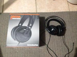 SteelSeries Siberia V3 Gaming Headset-Black