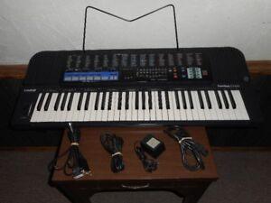 PIANO ÉLECTRONIQUE  CASIO CT-670