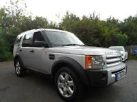 Land Rover Discovery 3 2.7TD V6 HSE AUTOMATIC 7 SEATS JUST 58000 MILES 54 PLATE