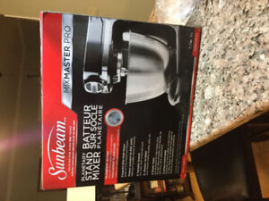 Mixmaster for sale