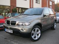 2006 06-Reg BMW X5 3.0d Sport Auto,73,000 MILES,BIG SPEC,PANORAMIC SUNROOF!!!!