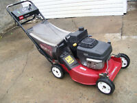 Tondeuse TORO Commercial KAWASAKI 6hp Lawnmower