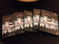 Vampire secret series