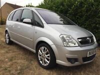 2009 58 Vauxhall Meriva 1.4i 16v Active Plus NICE SPEC 7 SERVICE STAMPS