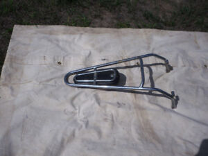 Motorcycle Backrest  / Sissy Bar - Kawasaki , Harley, Others