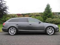 2009 Audi A6 AVANT 3.0 TDI S-LINE QUATTRO FACE LIFT MODEL 245bhp 4x4