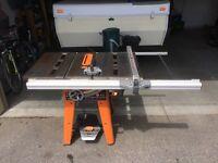 Rigid TS3650 Table Saw