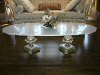 Antique Marble Table