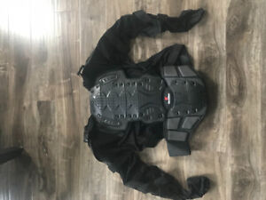 Motorcycle Upper Torso Protection