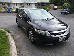 2009 Honda Civic EX Berline
