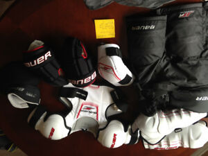 Bauer Hockey Starter Kit