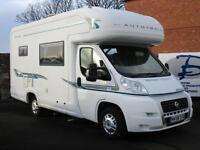 2008 08 Fiat DUCATO 35 130 M-JET MWB Autotrail MotorHome for sale in AYRSHIRE
