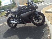 YAMAHA YZF R125, 14PLATE LOW MILEAGE, CAT D