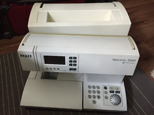 PFAFF Triptronic 2040 Electronic Sewing Machine