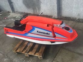 Kawasaki 550 jetski