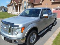 2012 Ford F-150 Lariat Pickup Truck, 24 K, Excellent Condition