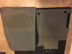 Fitted floor mats for 2012 Civic