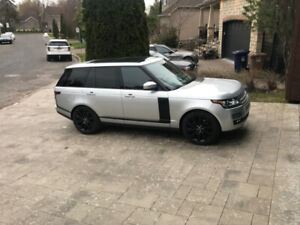 RANGE ROVER SUPERCHARGED (510HP) FULL SIZE