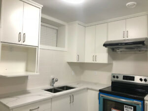 Vancouver Brand New Basement 2 Beds &1 Bath for Rent