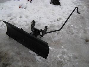 MTD scraper blade