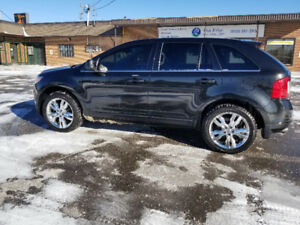 2011 Ford Edge Limited AWD SUV, Crossover - FULLY LOADED!!