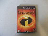 The Incredibles for Game Cube