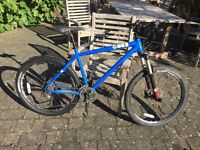Genesis Core 26.4 hard tail mountain bike - fantastic condition - just serviced