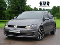 2013 63 VOLKSWAGEN GOLF 2.0 GT TDI BLUEMOTION TECHNOLOGY 5D 148 BHP DIESEL