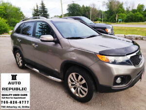 sold sold  Kia Sorento EX, AWD, LOADED, CERTIFIED, Accident Free