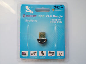 CSR V4 Bluetooth Dongle USB - BRAND NEW!
