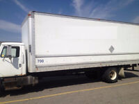 2000 International Straight truck for sale works great no issues