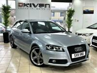 AUDI A3 2.0 SPORTBACK TDI S LINE SPECIAL EDITION + FREE DELIVERY TO YOUR DOOR!
