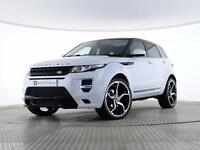 2015 Land Rover Range Rover Evoque 2.2 SD4 Pure Tech 4x4 5dr