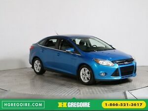 2012 Ford Focus SEL AUTO A/C GR ÉLECT MAGS BLUETHOOT