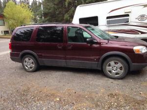 2008 Pontiac Montana SV6 Minivan