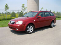 2005 CHEVROLET OPTRA WAGON - AUTOMATIC - AC - CERTIFIED