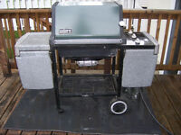 Weber Genesis Barbecue (Natural Gas)